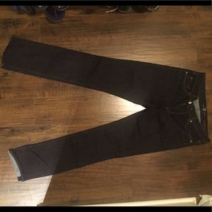 7 For All Mankind - women's straight leg jeans